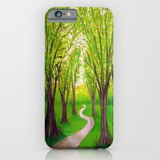 Summer landscape Slim Case iPhone 6s