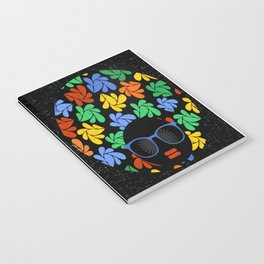 Afro Diva : Colorful Notebook