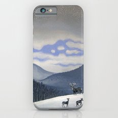 Snow Clearing iPhone 6s Slim Case