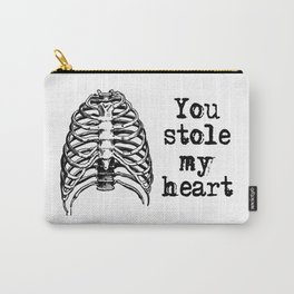 You stole my heart Carry-All Pouch
