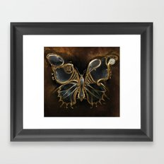 The Clockwork Music - fig.4 Framed Art Print