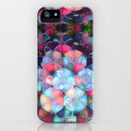 Graphic Atoms iPhone Case