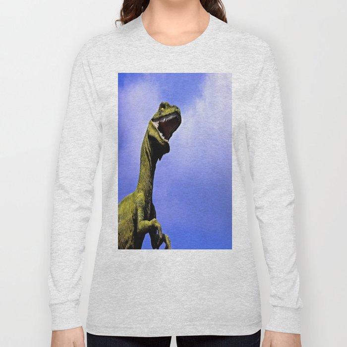 Aruba's T-Rex Long Sleeve T-shirt