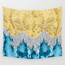 SJ Cummings : 5th Floor -Ad Maiorem Dei Gloriam Wall Tapestry