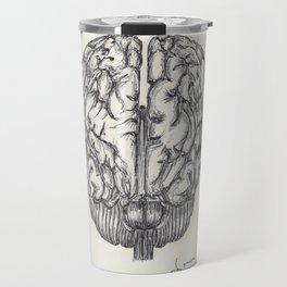 BALLPEN BRAIN 3 Travel Mug