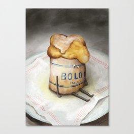 Bolo de Arroz - The Loner Canvas Print
