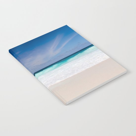 Mexico Waves Notebook