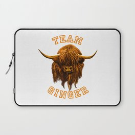 Team Ginger Laptop Sleeve