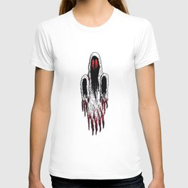 Demi-Lich Ghost Spectre Sprite Illustration Drawing Vector T-shirt