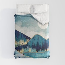 Morning Stars Comforters