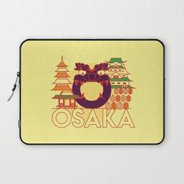 Osaka City Laptop Sleeve