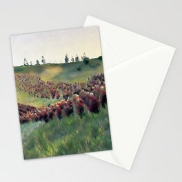 Roman Legion in Battle Stationery Cards