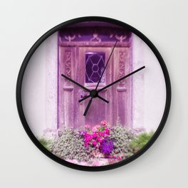 ANCIENT TIMES | Lensbaby Wall Clock