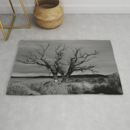 One Lonely Tree Rug