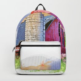 A Day at the Farm Backpack