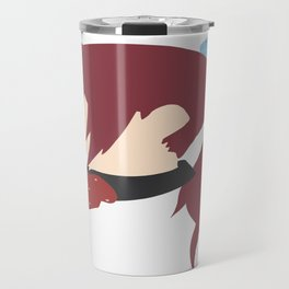 Gou Matsuoka Travel Mug
