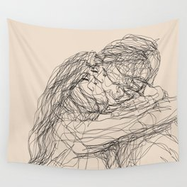 make-out? Wall Tapestry