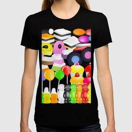 Tasty Candy Treats T-shirt