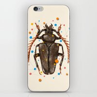 insect iPhone & iPod Skins featuring INSECT VIII by dogooder
