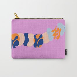 The Eclectic Snake Carry-All Pouch