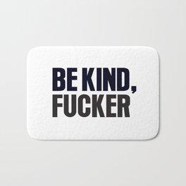 Be kind Bath Mat