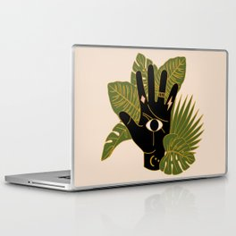 Mystic Hand Laptop & iPad Skin