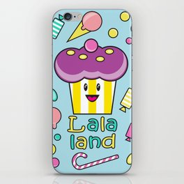 Cany Land iPhone Skin