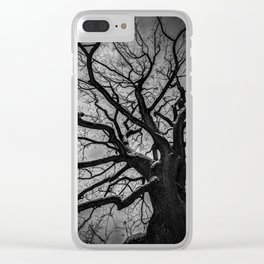 Tree of Life Clear iPhone Case