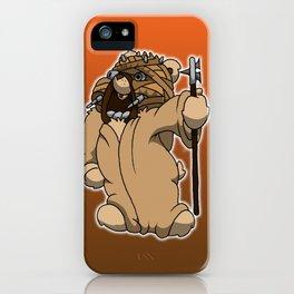 tusken bear iPhone Case