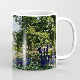 At the Canal de la Sarre Coffee Mug