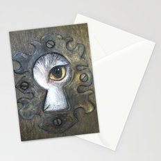 Keyhole Stationery Cards