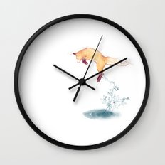 Zorrito. Wall Clock