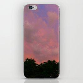 Up Wind iPhone Skin