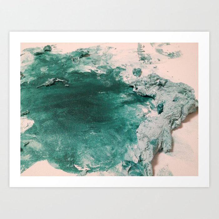 Does Paint Go Bad >> Paint Gone Bad On Canvas Art Print By Lisatherock Society6