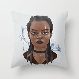 Sortilege Throw Pillow