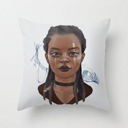 Sortilege Throw Pillow