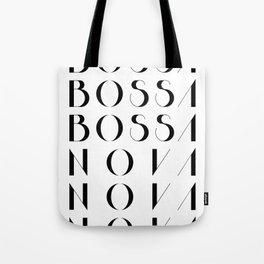 Bossa Nova 1 Tote Bag