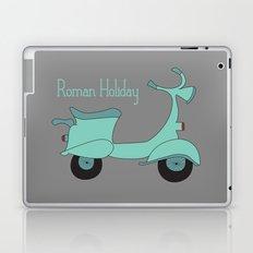 Roman Holiday Laptop & iPad Skin