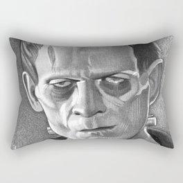 Feed Your Inner Frankenstein Rectangular Pillow