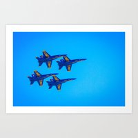 San Fran | US Navy Art Print