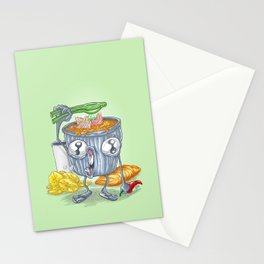 N-C-Bou-Yea-Duh! Stationery Cards