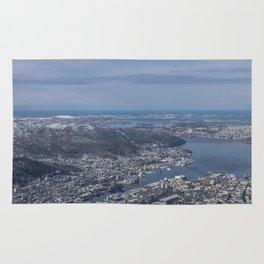Winter City Rug