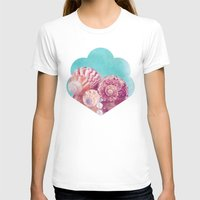 seashell T-shirts featuring Seashell Group by VIAINA
