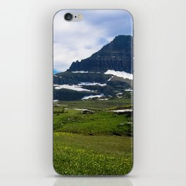 Logans Pass, Glacier National Park iPhone Skin
