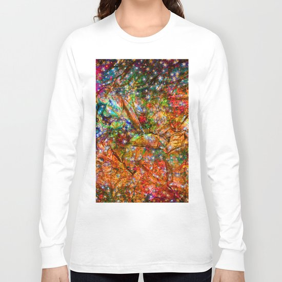 gift wrapping paper Long Sleeve T-shirt