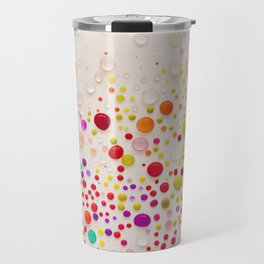 Colorful  Travel Mug