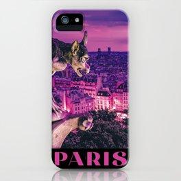 Paris Aesthetic iPhone Case
