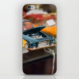 Car Trouble iPhone Skin