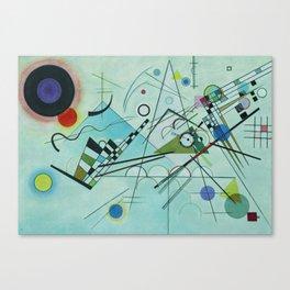 Vassily Kandinsky Composition VIII, 1923 Canvas Print