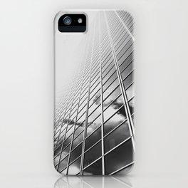 Reflector - Building - Urban I Fine art iPhone Case